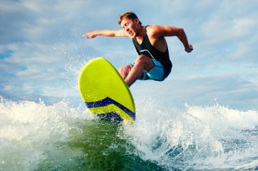 Sports Massage For Maximizing Surfing Performance